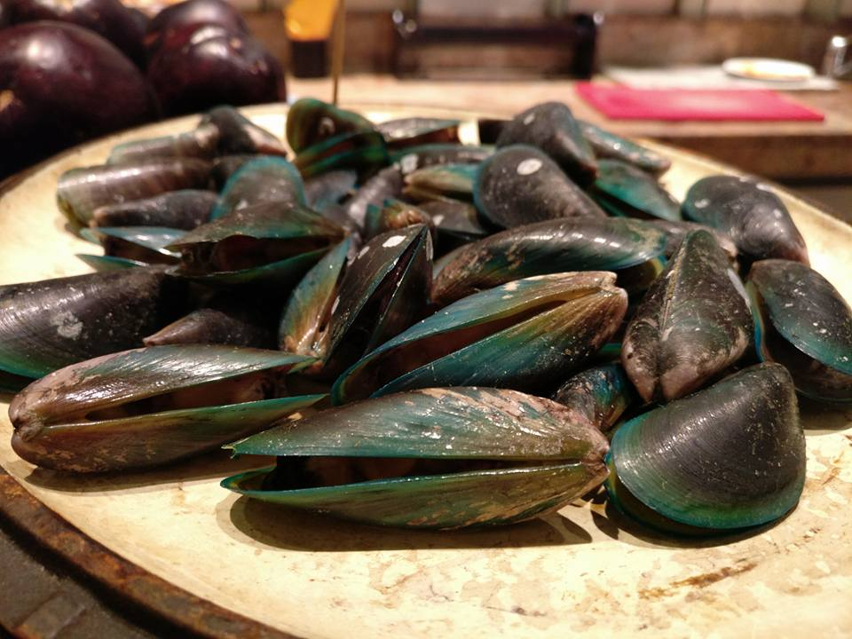 green-lip-mussels