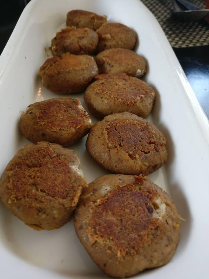 shikampuri kebabs